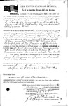 085286, US Land Patent, T30S, R17E, James E. Freeman, Patrick E. Touhill, Jan. 1, 1861, and BLM Land Patent Detail Sheet