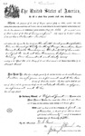 001177, US Land Patent, T30S, R19E, Orlando Fuller, Nov. 1, 1870, and BLM Land Patent Detail Sheet