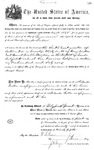 001178, US Land Patent, T30S, R19E, Orlando Fuller, Nov. 1, 1870, and BLM Land Patent Detail Sheet