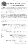 001197, US Land Patent, T30S, R19E, John Q. Greenwood, Nov. 1, 1870, and BLM Land Patent Detail Sheet