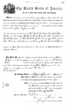 001200, US Land Patent, T30S, R19E, John Q. Greenwood, Nov. 1, 1870, and BLM Land Patent Detail Sheet