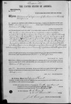 002112, US Land Patent, T30S, R19E, William S. Chapman, Aug. 10, 1869, and BLM Land Patent Detail Sheet