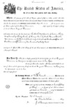 001013, US Land Patent, T30S, R20E, August Hemme, May 25, 1870, and BLM Land Patent Detail Sheet