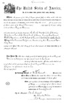 001015, US Land Patent, T30S, R20E, August Hemme, May 25, 1870, and BLM Land Patent Detail Sheet