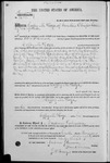 001681, US Land Patent, T31S, R12E, Coffey M. Hoge, Nov. 10, 1868, and BLM Land Patent Detail Sheet