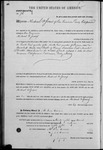 000076, US Land Patent, T31S, R17E, Michael O. Jones, Mar. 28, 1861, and BLM Land Patent Detail Sheet