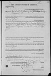 000034, US Land Patent, T31S, R18E, Michael O. Jones, Mar. 28, 1861, and BLM Land Patent Detail Sheet