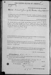 000070, US Land Patent, T31S, R18E, Michael O. Jones, Mar. 28, 1861, and BLM Land Patent Detail Sheet