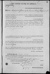 000071, US Land Patent, %31S, R18E, Michael O. Jones, Mar. 28, 1861, and BLM Land Patent Detail Sheet