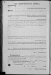 000107, US Land Patent, T31S, R18E, Michael O. Jones, Feb. 1, 1862, and BLM Land Patent Detail Sheet