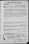 002032, US Land Patent, T31S, R18E, James E. Freeman, May 10, 1870, and BLM Land Patent Detail Sheet
