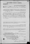 002483, US Land Patent, T31S, R18E, August Hemme, May 20, 1870, and BLM Land Patent Detail Sheet
