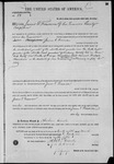 000053, US Land Patent, T31S R19E, James E. Freeman, Mar. 28, 1861, and BLM Land Patent Detail Sheet
