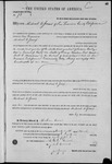 000073, US Land Patent, T31S, R19E, Michael O. Jones, Mar. 28, 1861, and BLM Land Patent Detail Sheet