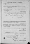 000077, US Land Patent, T31S, R19E, Michael O. Jones, Mar. 28, 1861, and BLM Land Patent Detail Sheet