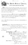 001004, US Land Patent, T31S, R19E, August Hemme, May 25, 1870, and BLM Land Patent Detail Sheet