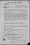 002054, US Land Patent, T31S, R19E, James E. Freeman, May 2, 1870, and BLM Land Patent Detail Sheet
