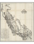 1862 - U.S. Surveyor General Map of California