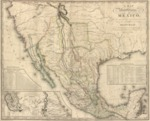 1826 - A map of the United States of Mexico as organized and defined by the several acts of the Congress of that Republic