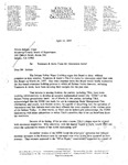 1997, April 14 – Salinas Valley Water Coalition request to Monterey County Board of Supervisors to deny Tanimura & Antle's claim for alternative relief filed on March 24, 1997.