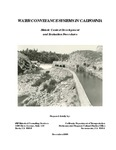 2000 - Water Conveyance Systems in California