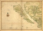 1650 c. – Untitled Dutch map depicting California as an island.