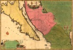 1720 - La Californie ou Nouvelle Caroline : teatro de los trabajos, Apostolicos de la Compa. e Jesus en la America Septe.
