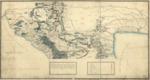 1816 - Mapa de toda la Frontera de los dominios del Rey en la America septentrional