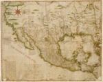 1772 - Plano Geográfico de la mayor parte de la America Septentrional Española