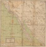 1823 - Carta Esferica de los Territorios de la Alta y baja Californias y Estado de Sonora – from Army Archives in Madrid Spain