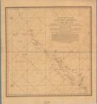 1771 - Carta Reducida del Oceano Asiatico, Ó Mar Del Súr, Que Comprehende La Costa Oriental Y Occidental De La Península De La California, Con El Golfo De Su Denominacion Antiguamente Conocido Por La De Mar De Cortés