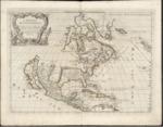 1677 - L'America settentrionale nuovamente corretta, et accresciuta secondo le relationi più moderne da Guglielmo Sansone