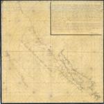 1770 - Carta reducida del Occeano Asiático nombrado por los Navegantes Mar del Sur - que comprehende la Costa Oriental y Occidental de la Peninsula de la California con el Golfo de su denominación
