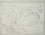 1790 – Carte de la Mer Pacifiquen, du Nord, contenant la Cote Nord-Est D'Aise et la Cote Nord-Ouest D'Amérique reconnues en 1778 et 79 par le Cap. Cook, et plus particulierement encore en 1788 et 89 par le Cap. Jean Meares