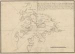 1779 - Plano de la insigne Entrada de Bucarely, en la Costa Septentrional de la California