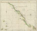 1769 - Plano de la Costa del Sur corregido hasta la Canal de Santa Barbara
