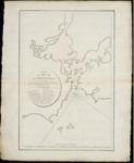1797 - Plan du Port de St. Francois, situe sur la cote de la Californie Septentrional