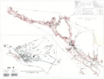 1993 Map of Mission San Antonio De Padua National Historic Landmark District