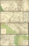 1769 – Mapa, que comprende la Frontera, de los Dominios del Rey, en la America Septentrional. José Urrutia and Nicolas de la Fora.