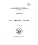 1877 – Tribes of California, Contributions to North American Ethnology, Vol. III, Stephen Powers