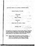 1791-1834 - Manuscript Records of La Purisima Concepcion Mission, Biennial Reports (Work Progress Administration Translation)