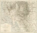 1870 Map of the South-Western Portion of the United States and of Sonora and Chihuahua