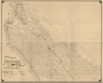 1898 - Official Map of Monterey County, California