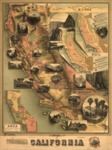 1888 – The Unique Map of California