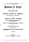 1872, April 4 - 17 Stat. 49, Act to enable Soldiers-Sailors and Heirs to Acquire Homesteads on Public Lands
