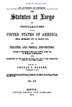 """1870, July 9 - 16 Stat. 217, Act to Amend """"An Act Granting the Right of Way to Ditch and Canal Owners Over the Public Lands"""""""