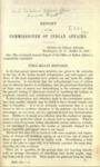 1901 - Report of the Commissioner of Indian Affairs for 1901