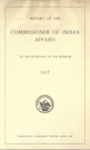 1907 - Report of the Commissioner of Indian Affairs for 1907