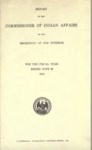 1914 - Report of the Commissioner of Indian Affairs for 1913