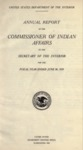 1929 - Report of the Commissioner of Indian Affairs for 1929